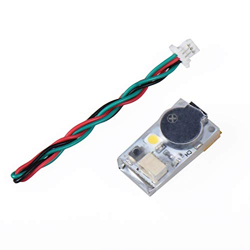 YoungRC JHE20B Finder 100dB Super Loud FPV Racing Drone Buzzer Alarm Tracker Compatible with RC Drone and RC Plane