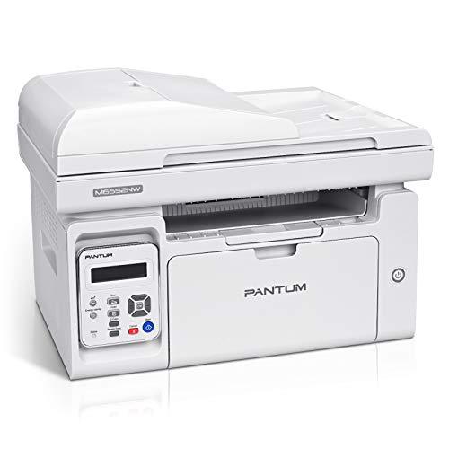 All in One Laser Printer Scanner Copier with Auto Document Feeder,...