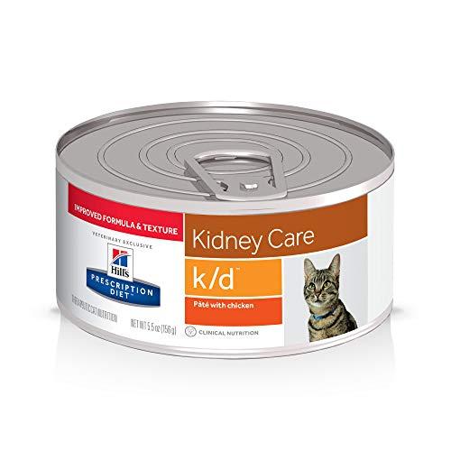 Hill's Feline K/D Chicken Can Comida para Gatos - 156 gr