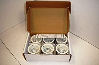 6-Pack Waterwise Water Wise 9000 Distiller Filter Cups-WW6506