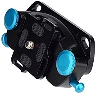 "Fomito®キャプチャーカメラクリップ 1/4"" ネジ DSLR Digital SLR Camera GoProに適用"