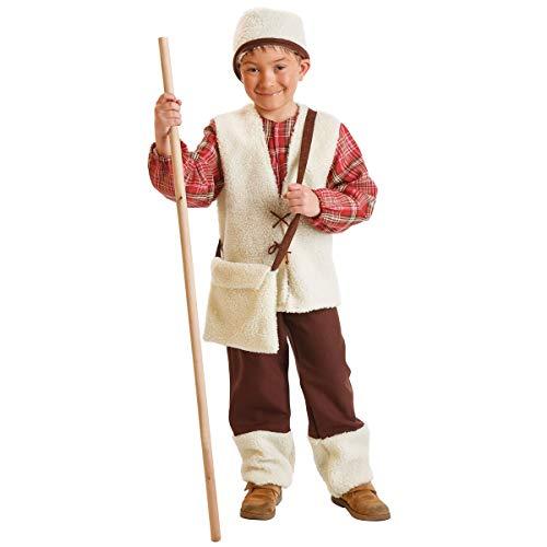 Disfraz de Pastor Niño (5-7 Años)
