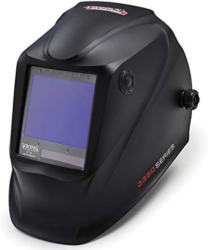 Lincoln Electric K3034 4 VIKING 3350 Welding Helmet Black product image