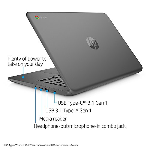 Compare HP Chromebook (14-ca070nr) vs other laptops