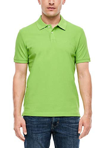 s.Oliver Herren 03.899.35''' Poloshirt, Grün (Green 7433), Large