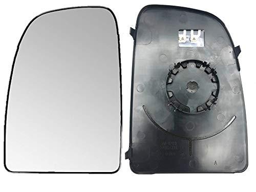 Spiegelglas Links Außenspiegel Spiegel beheizt oben oberer Jumper Ducato Boxer