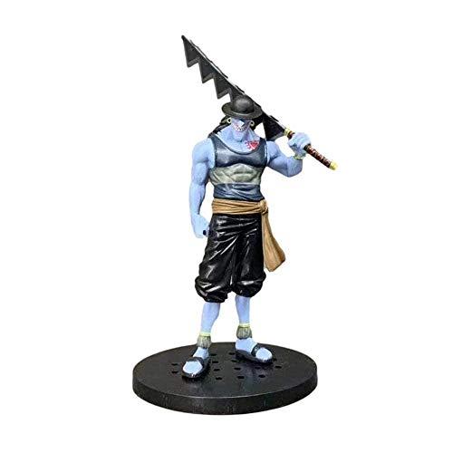 Figuras de Anmine Estatua Hotel Transilvania Juguetes de una Pieza pez Hombre Juguetes Anime Modelo coleccionables Anime Regalos Juguetes Modelo Kits