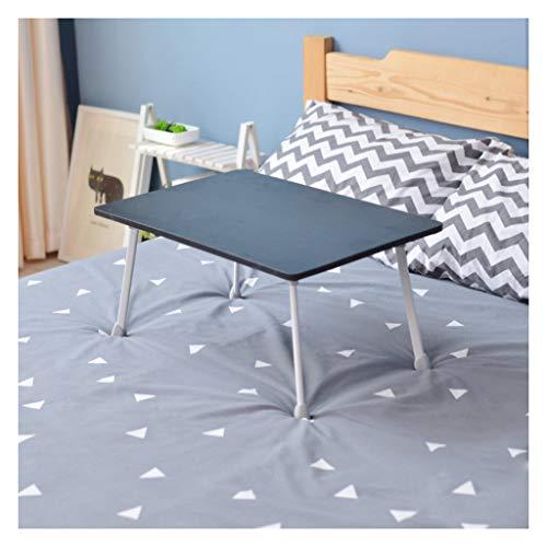 ELYSYSRL salontafels bijzettafel stevige vouwarm laptop bureau eindtafels moderne bank tafel geen noodzaak om console tafel te installeren No card slot Zwart