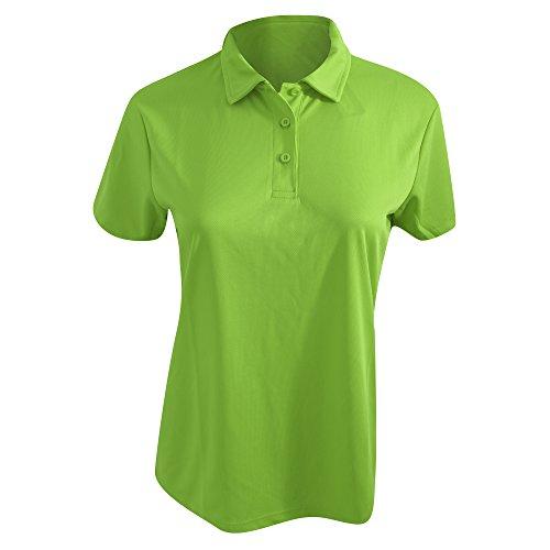 Awdis - Polo Classica - Donna (M) (Verde Lime)