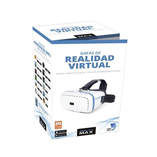 World Brands Xtrem Raiders-Reality MAX-Gafas de Realidad Virtual