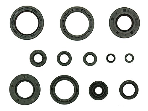 Outlaw Racing OR3523 Engine Oil Seal Kit Yamaha YZ125 2001-2004 Motorcycle Dirtbike MXC