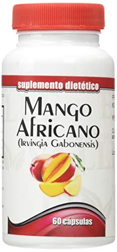 El Valle Mango Africano 60 Capsulas 1 unidad 200 g