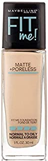 Best maybelline fit me ivory 115 Reviews