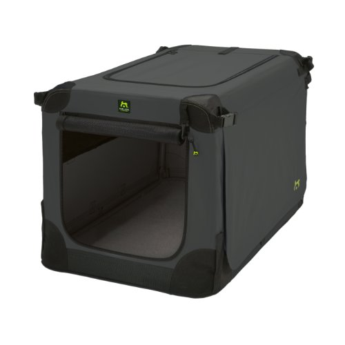 Maelson Soft Kennel Hundebox - Anthrazit - 82 x 59 x 59 cm