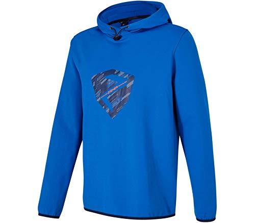 Ziener Jelian Underlayer Hoody - True Blue