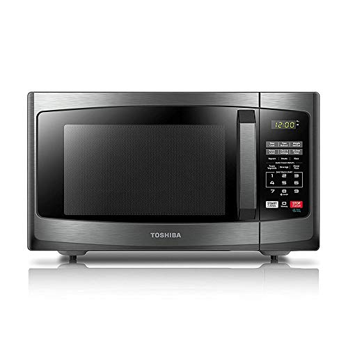 Our #3 Pick is the Toshiba EM925A5A-BS Microwave Oven