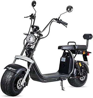 VIRTUE Moto electrica Scooter matriculable de 1500w bateria ...