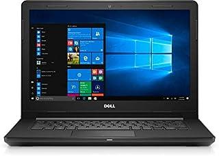 Dell Inspiron 3467 Laptop - Intel Core i3-6006U, 14 Inch, 1TB, 4GB, Eng-Arb Keyboard, Windows 10, Black