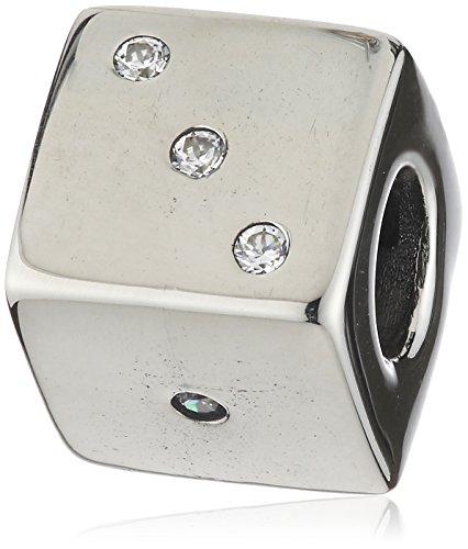 Pandora Damen-Charm 925 Sterling Silber 791269CZ