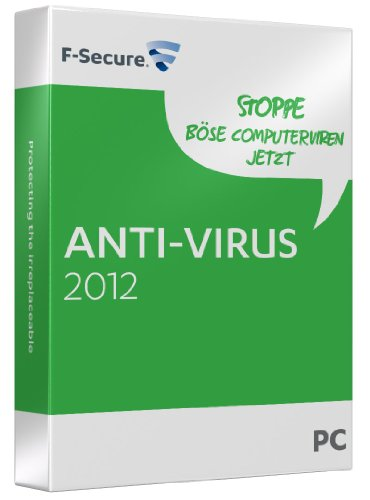 VOLLVERSION ANTIVIRUS 2012 WITH 1Y SUPPORT AND MAINTENANCE 1-3U