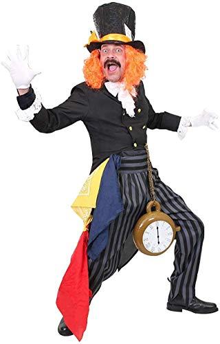 I LOVE FANCY DRESS LTD Disfraz DE Sombrerero Loco para Adultos ...