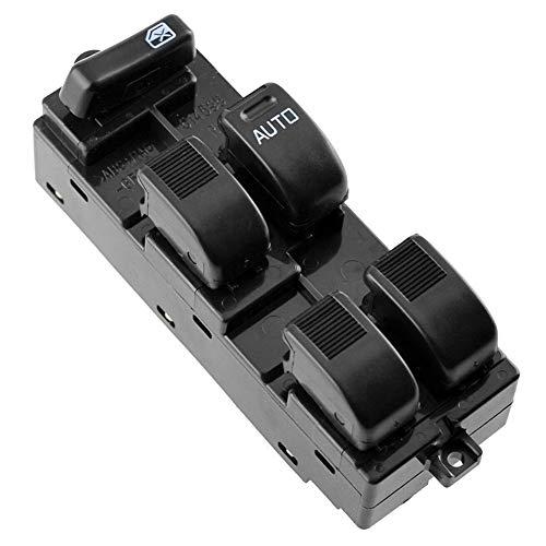 MNBHD Interruptor de ventana eléctrico para ventana Cami Avanza Sparky Mira 84820-B5030 (color negro)