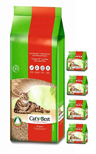 Cat´s Best Öko Plus 60l