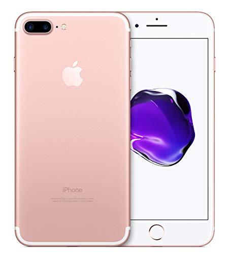 Apple iPhone 7 Plus, Boost Mobile, 128GB - Rose Gold (Renewed)