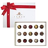 Luxury Chocolate Assortment Gift Box, Handcrafted Deluxe Chocolate Gift, Kosher