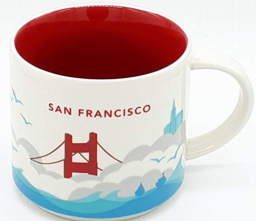 Starbucks San Francisco You Are Here Collection Mug by You Are Here Collection