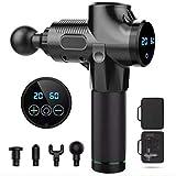 Massagepistole Test Professional portable ProfessionalElektrische Gewebemassagegerät-Behandlungsgewehr der Muskelmassagegewehr-tiefen
