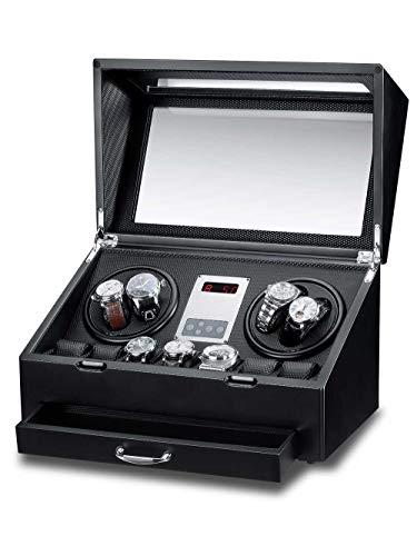 Rothenschild Uhrenbeweger [4+7+X] Panama RS-2312-BK