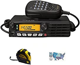 Bundle - 3 Items - Includes Yaesu FTM-3100R 144Mhz 65W FM Mobile Transceiver with The New Radiowavz Antenna Tape (2m - 30m) and HAM Guides Quick Reference Card