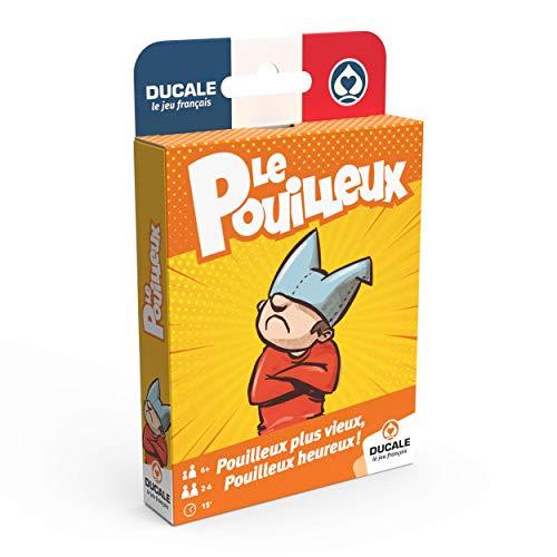 Ducale, le jeu français-Le Pouilleux Junior-Jeu de Cartes, 1