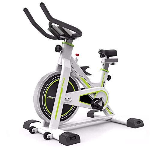 Bicicletas estáticas Equipo de consumo de calorías para entrenamiento en interiores Coche Bicicleta deportiva Bicicleta de ejercicio vertical para interiores Gimnasio en casa (deporte interior)