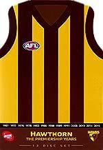 AFL The Premiership Years Hawthorn DVD [Limited Edition Club Tin] [13 Discs]