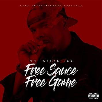 Free Sauce Free Game