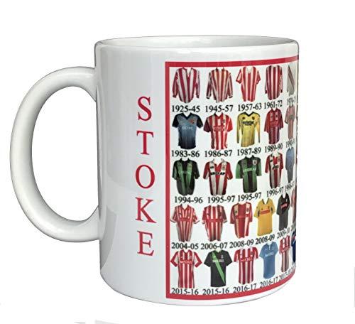 Stoke CityMug Shirt History Football Mug