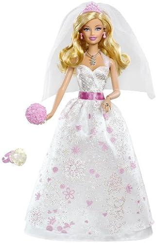 Mattel X1170 - Braut Barbie, Puppe