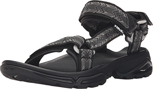 Teva Men's Fi 4-M, Cross Terra Black, 13 M US