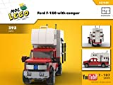 Ford F-150 with camper (Instruction Only): MOC LEGO