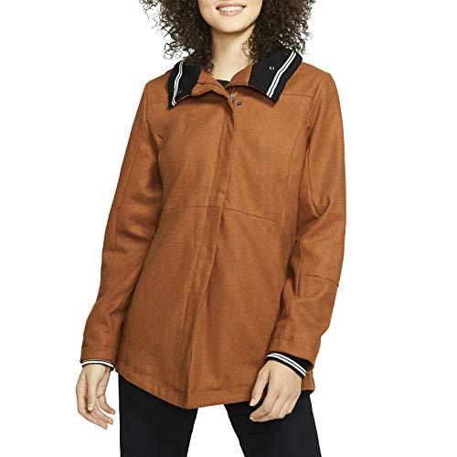 Hurley Winchester Wool Jacket Burnt Sienna XL (US 13)