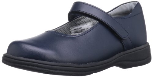 School Issue Prodigy 5100 Mary Jane Uniform Shoe ,Navy NVC,2.5 W US Little Kid