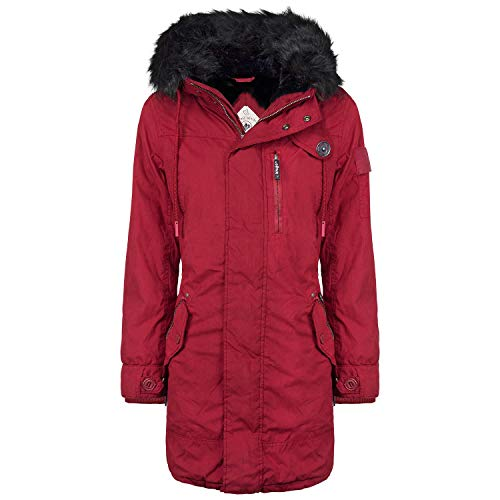 khujo Babette Coat 1208CO183-600 Damenjacke Red Gr. XS