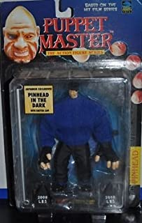 Puppet Master Pinhead in the Dark 1998 Japanese Exclusive Action Figure