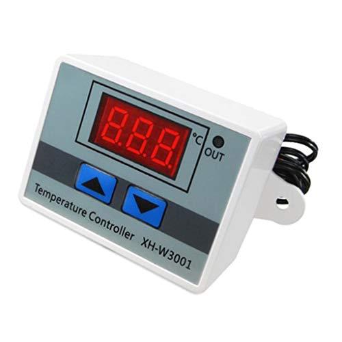harayaa 1pc Digital LED Thermostat 110-1500W XH-W3001 Switch