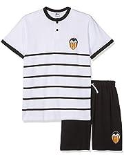 Valencia CF Pijvcf Pijama Corta, Bebé-Niños