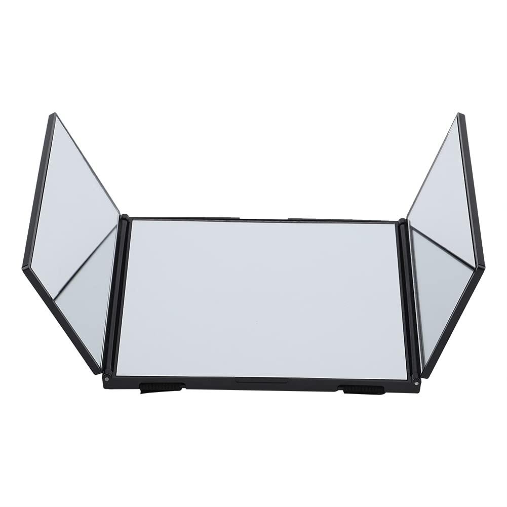 Cheap bargain Year-end gift Decorative Accessory Hook Loop Design Makeup Mirr Sun Visor Car