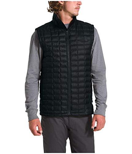 The North Face Men's Thermoball Eco Vest, TNF Black Matte, Medium
