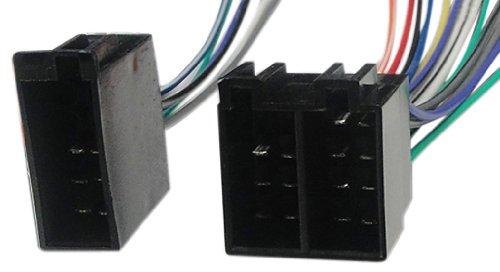 vw radio wiring harnesses amazon com rh amazon com jetta stereo wiring harness 2007 vw radio wiring harness